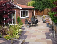 Click to open our garden landscaping gallery